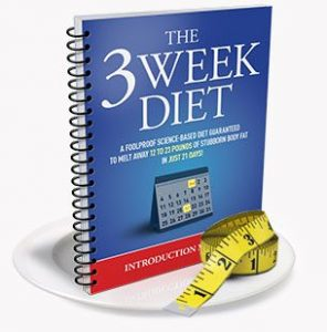 3 week diet introduction manual review