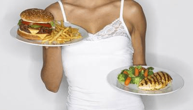 how overweight women can lose weight