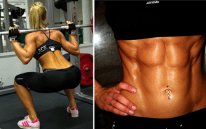 How To Get Abs (Ab Exercises and Crunches Do NOT Work)