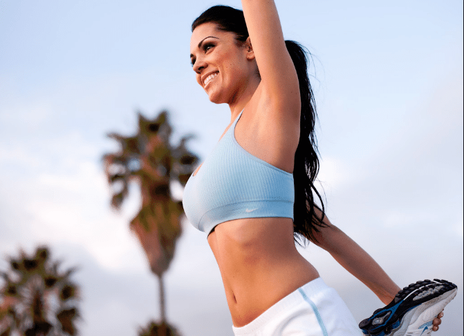 5 habits of fit women